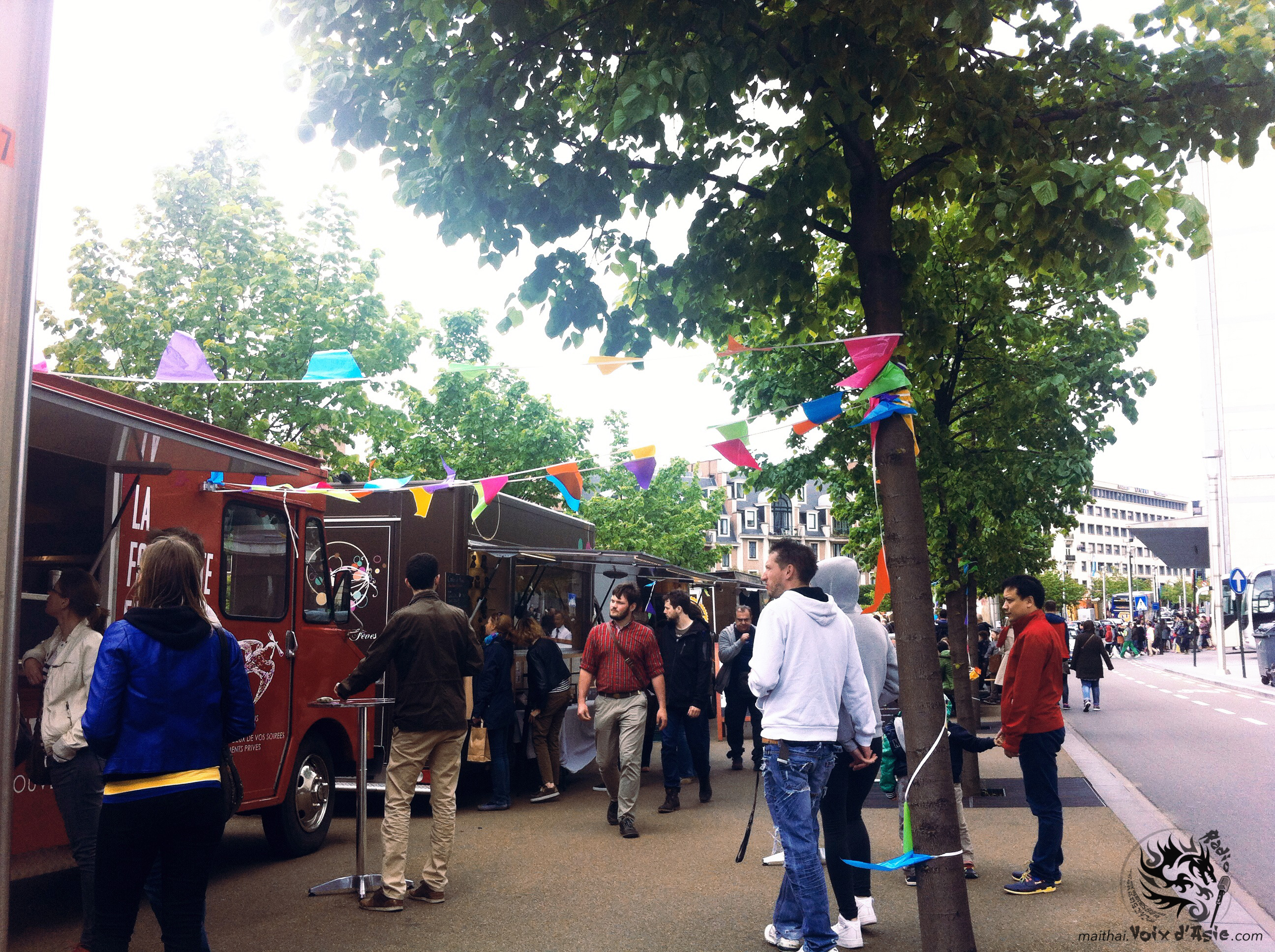 Brussels Foodtruck Festival 2015 |