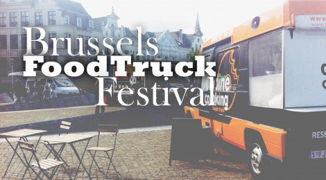 Brussels Foodtruck Festival 2015