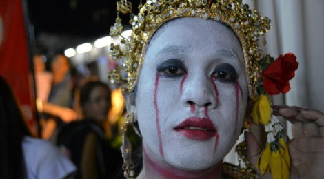 Halloween : fantômes du folklore thaï